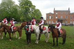 Area Mounted Games 2012
