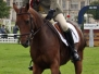 Burghley Event Pony Competition