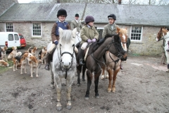 Gwaenynog Pony Club Meet