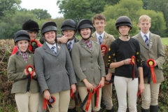 Plas Dolben Hunter Trials and Tetrathlon