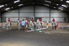 Showjumping with Louise Shepherd