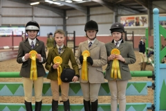 Waen y Llyn Winter League Show Jumping