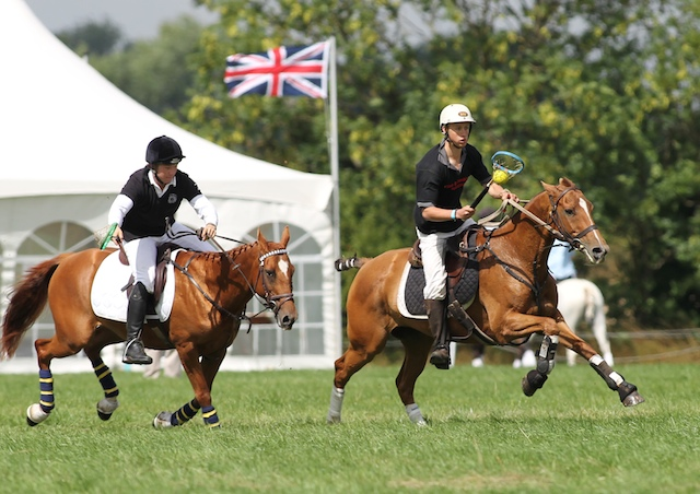 Polocrosse success at the Pony Club Championships