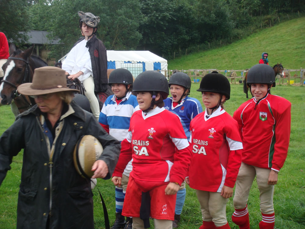 Pony Club Membership