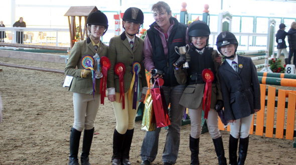 Massive Year for Flint and Denbigh's Show Jumpers!!