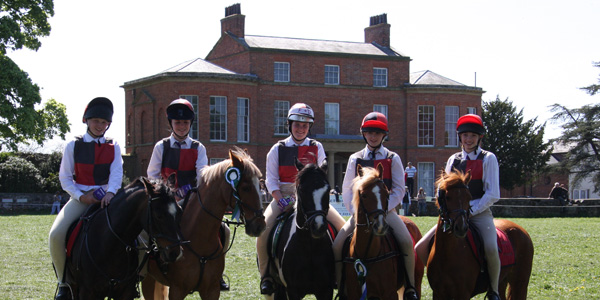 Mounted Games success at Berwyn and Dee friendly ….