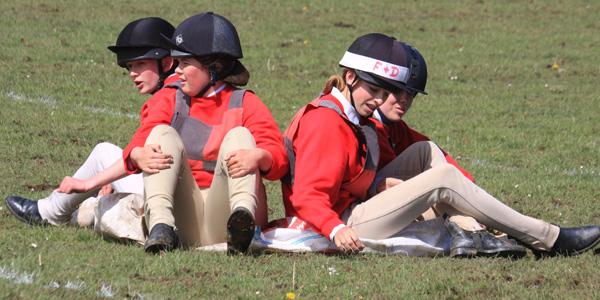 Mounted Games Atherstone Senior Friendly