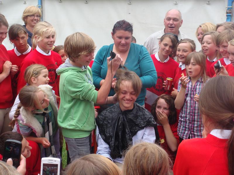Main Camp Fundraiser 2011 !!!