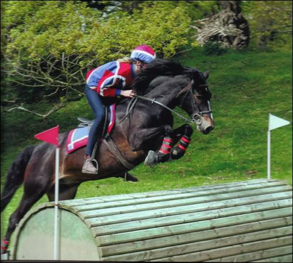 Laura Cocking's rise to the British Young Riders BE team …