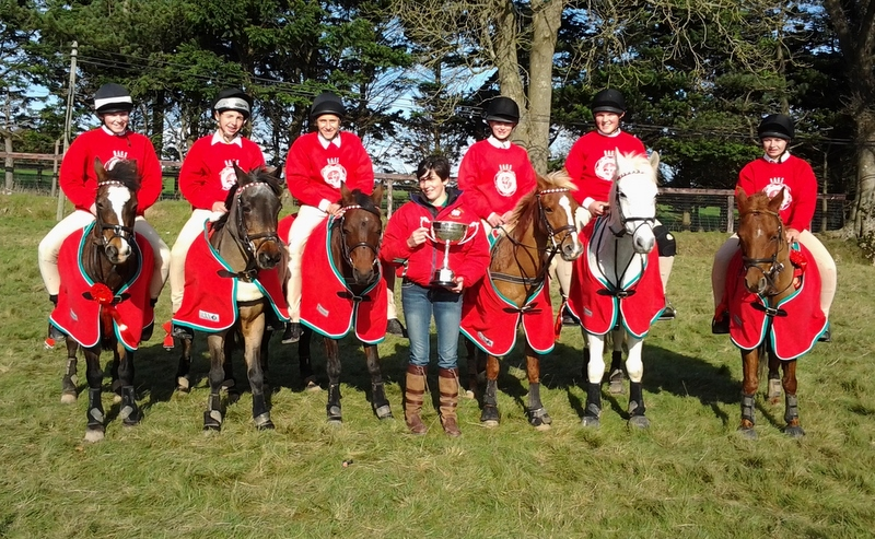 International Mounted Games Competition in Ireland
