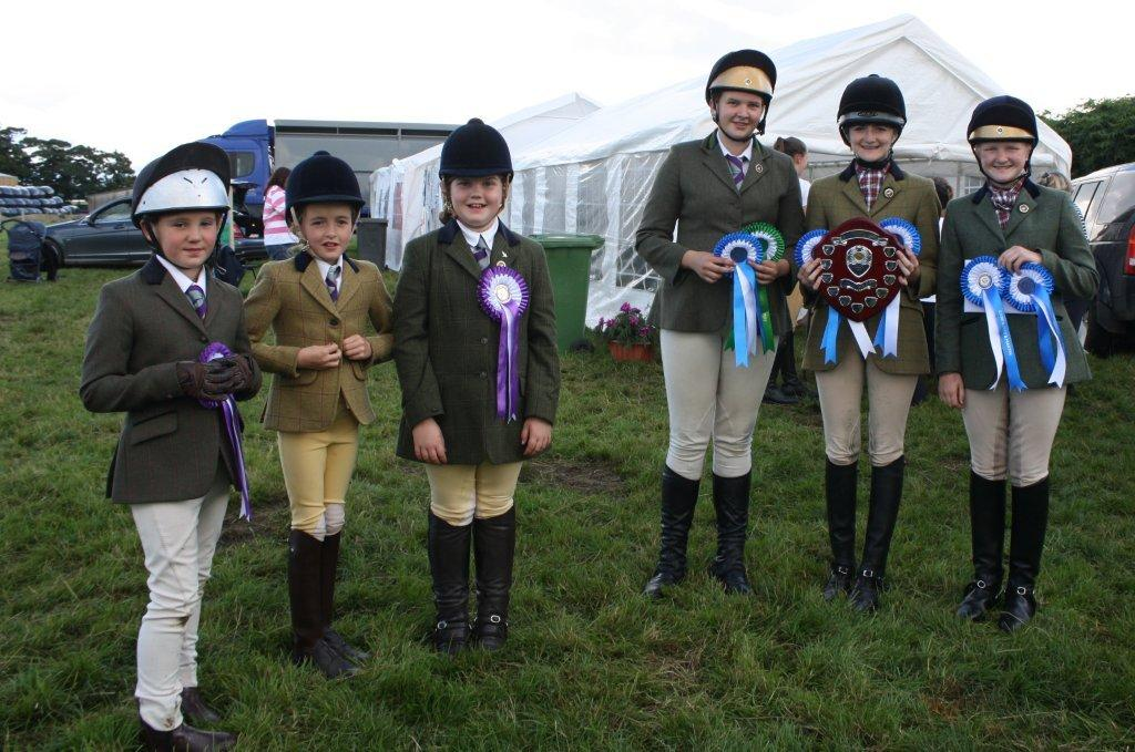 Area Dressage in Anglesey