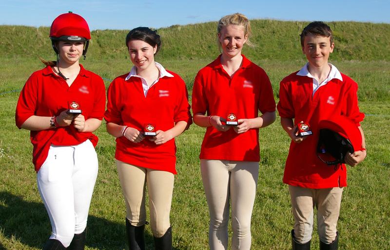 Regional Tetrathlon Championships at Pembrey