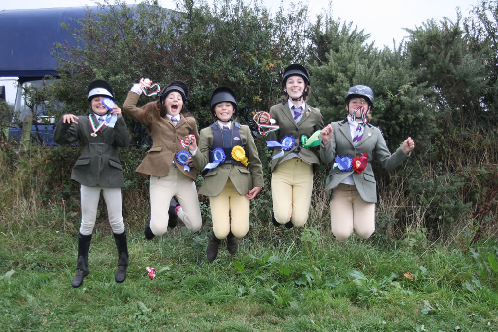 Winter League Show Jumping … Anglesey