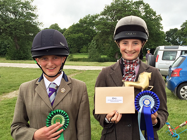 Week 30 June 2015: Camp Duty Rotas and Reminders, Volunteers needed for PC Championships, Nantwich Show Inter Hunt Relay, and results