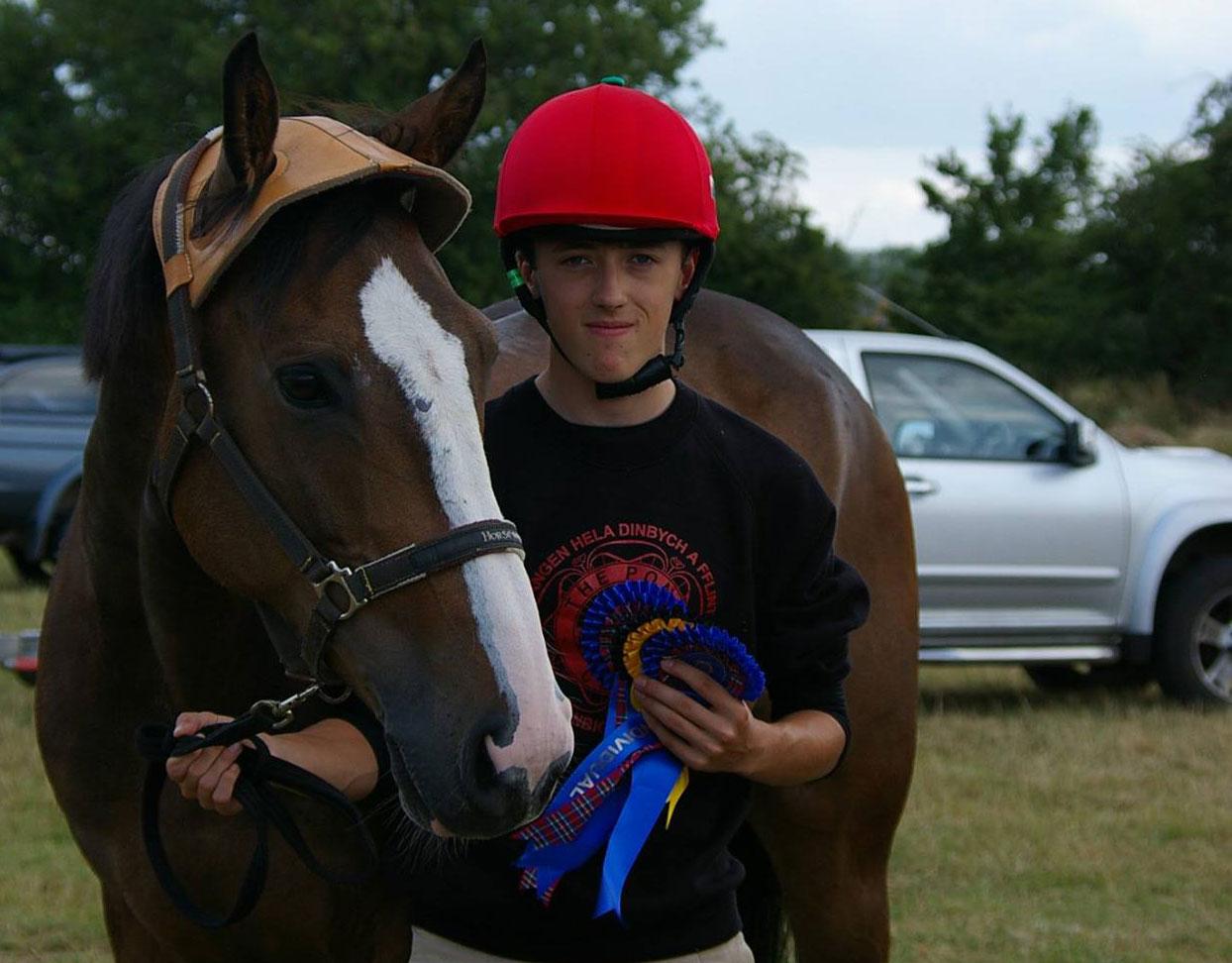 Ben reaches Tetrathlon Championships