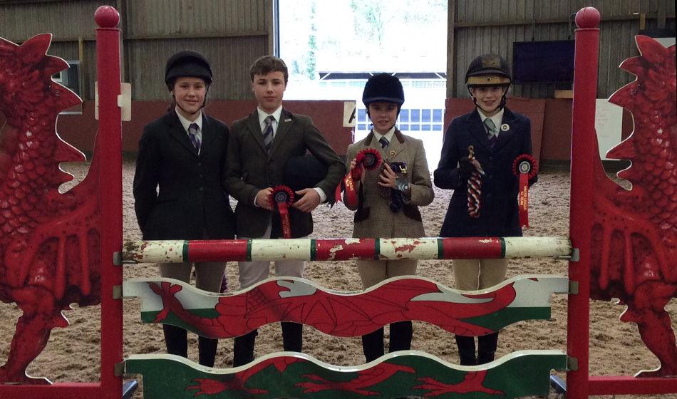Anglesey Winter League Showjumping